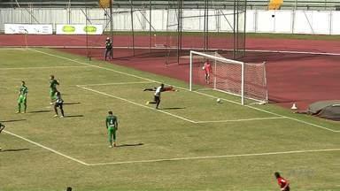 Maringá empata em casa e se complica na Série D do Brasileiro - Time soma apenas quatro pontos em quatro jogos