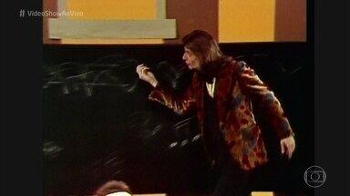 Há 40 anos Fábio Júnior lançava trabalho em parceria com Paulo Coelho - Clipe da música 'Tua Idade' foi lançado em 1976
