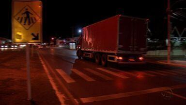 Redutor de velocidade será instalado em avenida de Várzea Grande - Redutor de velocidade será instalado em avenida de Várzea Grande