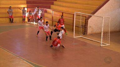 Cáceres tem rodada movimentada da Copa Centro América de Futsal - Cáceres tem rodada movimentada da Copa Centro América de Futsal