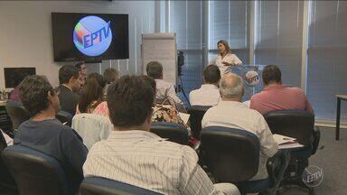 Em evento, EPTV apresentou regras da cobertura das Eleições Munipais de 2016 - Representantes dos partidos políticos tiveram conhecimento das regras de cobertura adotadas pela emissora.