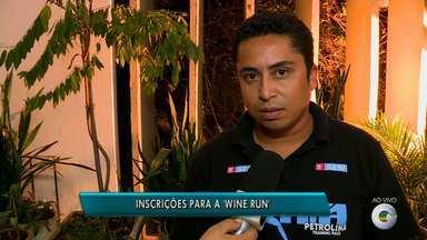 Abertas inscrições para a corrida Wine Run - Inscrições são para competidores de todo Brasil.