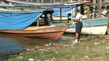 Colônia de pescadores realiza cadastramento de embarcações junto à Marinha - Procedimento garante maior segurança nas viagens.