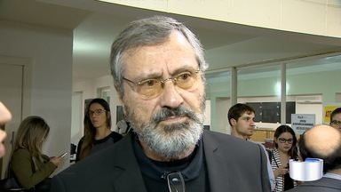 Ministro da Transparência participou de evento da OAB em São José - Ele falou sobre a evolução do direito eleitoral no Brasil.