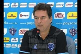 Alexandre Faria, novo executivo de futebol, começa trabalho no Paysandu - Alexandre tem experiência em vários clubes do Brasil, como Náutico, Atlético Mineiro, Fluminense, Grêmio e Bahia.