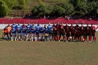 Everton Ribeiro realiza jogo beneficente em sua cidade natal - Jogo aconteceu em Santa Isabel cidade natal do jogador, que deixou sua marca na partida.
