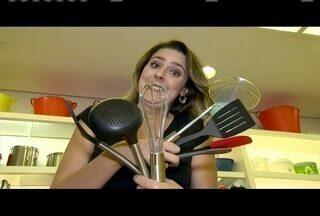 'Casa Fácil': Veja curiosidades sobre utensilhos domésticos - Equipamentos de cozinha podem servir para várias tarefas.