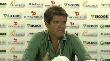 Goiás demite gestor de futebol Felipe Ximenes - Dirigente é desligado do cargo, que será ocupado por Osmar Lucindo, ex-coordenador da base.