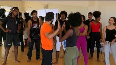 Evento de dança movimenta Univasf Petrolina - Apresentações de vários estilos e também seminários fazem parte da programação