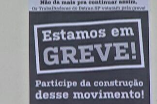 Servidores do Detran anunciam fim da greve - Depois de 15 dias paralisados, suspensão da paralisação aconteceu após negociações.
