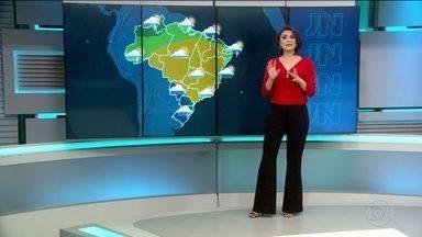 Quarta-feira (6) será de mais chuva no Rio Grande do Sul - Em praticamente todas as regiões gaúchas tem previsão de chuva.