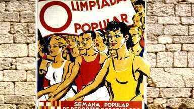 """Conheça a história das """"Olimpíadas Populares"""", em 1936 - Conheça a história das """"Olimpíadas Populares"""", em 1936"""