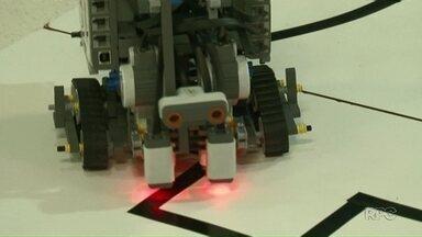 Competição é teste para conhecimentos de estudantes em robótica - Disciplina está cada vez mais presente nas salas de aula