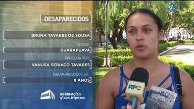 Desaparecidos - Confira o depoimento de quem procura por parentes desaparecidos, em Guarapuava