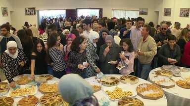 Ramadã termina com festa em Foz - Depois de 30 dias de oração e penitência, eles se reuniram para confraternizar