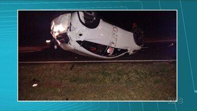 Professor morre em acidente perto de Rolândia - O motorista que provocou o acidente foi preso acusado de dirigir embriagado.