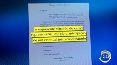 STF determinou a volta do prefeito de Atibaia ao cargo - Saulo Pedroso estava afastado desde fevereiro.