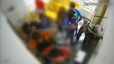 Bandidos assaltam cartório no Recife e fazem funcionários reféns - Três homens invadiram o local, no bairro de Casa Amarela, Zona Norte da cidade, na terça-feira (5).