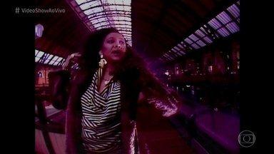 Reveja Alcione arrasando em clipe de 1986 - A cantora interpreta a música 'Nem morta'