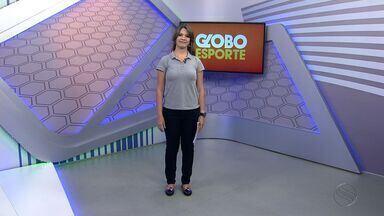 Confira o Globo Esporte Sergipe desta quarta-feira (06/07/2016) - Programa destaca treino do Confiança visando o Campeonato Brasileiro da Série C.