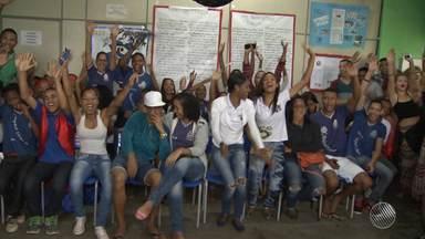 Hora do Recreio: equipe do GE bate papo com estudantes sobre as Olimpíadas - O repórter Danilo Ribeiro testou os conhecimentos dos jovens sobre os jogos olímpicos.