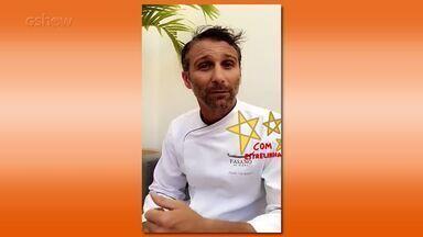 Paolo Lavezzini faz 'snap' e ensina truques para cozinhar massas - Confira!