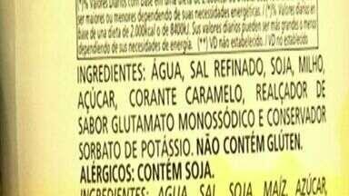 Rótulos de alimentos que contém produtos alergênicos devem ter identificação, no Sul do ES - De acordo com a Sociedade Brasileira de Alergia e Imunologia, cerca de 8% das crianças e 5% dos adultos tem algum tipo de alergia alimentar, que pode causar desde vômitos a choque anafilático.