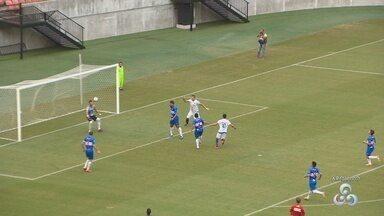 Nacional se prepara para jogo contra o Atlético Acreano - Times de enfrentam em Rio Branco, no domingo (10)