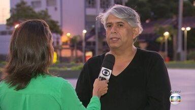 Professores do RJ decidem manter greve - Em assembleia, os professores da rede estadual do Rio de Janeiro decidiram manter a greve. A paralisação já dura mais de quatro meses. Os professores querem reajuste salarial, mas o governo não lança uma contra-proposta.