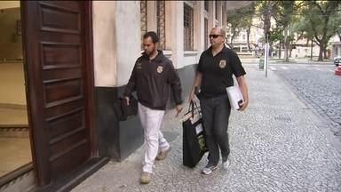 Polícia Federal deflagra nova etapa da Operação Lava Jato - A operação 'Caça Fantasmas' acontece em São Paulo, Santos e São Bernardo do Campo. Um dos alvos principais da operação é Edson Passos Fanton, que é representante do banco panamenho que atuava clandestinamente no Brasil.