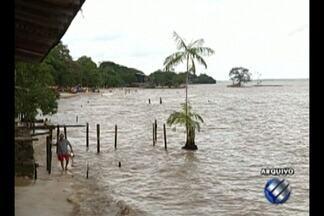 Duas praias de Belém estão contaminadas e inadequadas para o banho neste verão - As praias do Cruzeiro, em Icoaraci, e a do Amor, em Outeiro, estão inadequadas para o banho