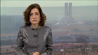 Miriam Leitão comenta situação das contas do governo - A comentarista de economia do Bom Dia Brasil, Miriam Leitão fala da situação das contas do governo.