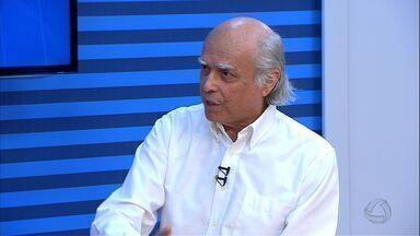 Alfredo da Mota Menezes comenta o legado de Dante de Oliveira - Alfredo da Mota Menezes comenta o legado de Dante de Oliveira, dez anos depois da morte do ex-governador.