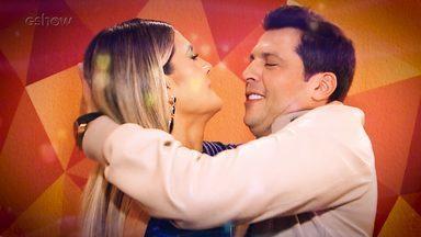 Ceará e Mirella Santos contam curiosidades um sobre o outro - O casal está junto há cinco anos