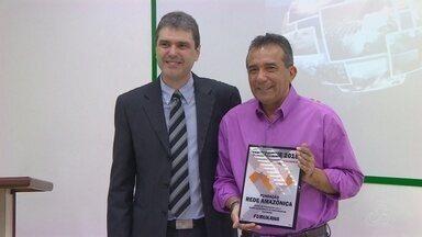 Fundação Rede Amazônica recebe prêmio por serviços prestados no AM - Cerimônia foi realizada nesta quinta-feira (7).