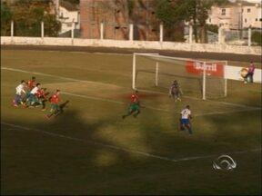 União Frederiquense empata em casa contra o Caxias - O time não tem mais chances de subir para a primeira divisão
