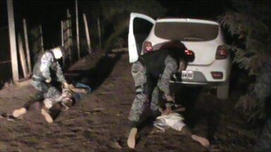 Operação contra o tráfico de drogas no Recanto das Emas termina com 400 presos - A Polícia Militar fez uma grande operação de combate ao tráfico de drogas, que começou em fevereiro deste ano, no Recanto das Emas. Mais de 400 pessoas foram presas.