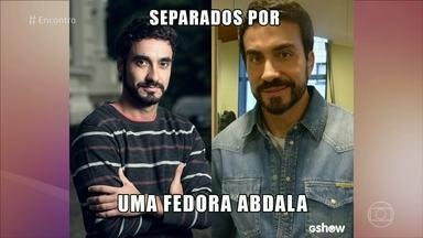 Lucy Alves e Gabriel Godoy viram memes nas redes sociais - Participação dos convidados do 'Encontro' repercute na internet