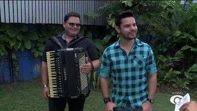 Banda Forró do Harém está com novo clipe na internet - Banda alagoana fala sobre sua trajetória musical.