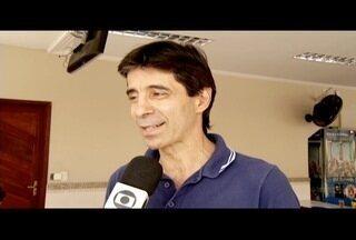 Mauro Galvão faz panorama do futebol de Campos, no RJ - Atleta é destaque do futebol.