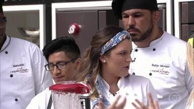 Workshop Ceviche - A chef Marisabel Woodman ensina a fazer o prato típico do Peru e também uma variação mais moderna com influência japonesa