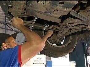 Oficinas mecânicas lucram com revisão de carros durante período de férias no Tocantins - Oficinas mecânicas lucram com revisão de carros durante período de férias no Tocantins