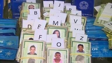 Número de documentos perdidos passa de 2 mil este ano em Manaus - Veja como fazer resgate de documentos achados.