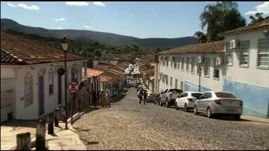 Turistas conseguem economizar na hospedagem durante férias em Pirenópolis, em Goiás - Cidades goianas estão cheias de visitantes neste mês de julho.
