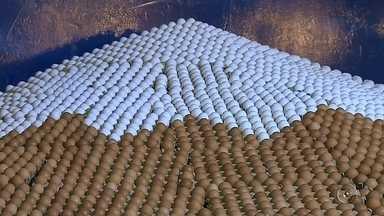 Festa do Ovo de Bastos começa nesta sexta-feira - A tradicional Festa do Ovo, de Bastos (SP) começa nesta sexta-feira (15) e vai até domingo. A entrada do evento é gratuita e vai contar com o concurso mais esperado, que é o de quem come mais ovos.