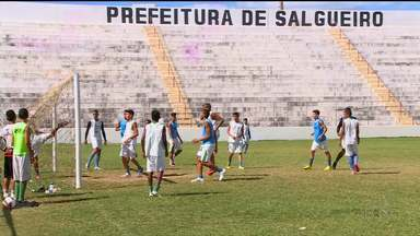 Salgueiro espera boa participação no Sub-20 - Equipe disputa o Pernambucano da categoria