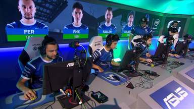 Games SporTV - Counter Strike - partida final