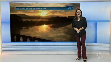 Confira a previsão do tempo para esta segunda-feira no Sul do Rio - Veja com mais detalhes como fica as temperaturas em algumas cidades da região.
