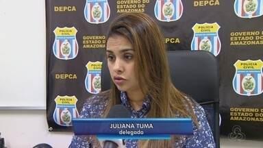 Babá é presa suspeita de estuprar dois meninos, em Manaus - Crime ocorreu na capital amazonense.