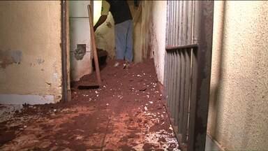 Presos fogem de cadeias no noroeste do Estado - Segundo a polícia, a superlotação das cadeias acabaram facilitando as fugas.